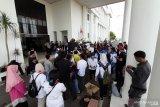 Buruh Batam tolak UMK 2020 dan kenaikan iuran BPJS Kesehatan