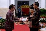 Gubernur Sulteng terima DIPA 2020 dari Presiden Jokowi