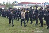 Kapolres: Brimob Nusantara tingkatkan perlindungan warga Papua