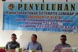 BPN Payakumbuh siapkan sertifikat tanah gratis untuk masyarakat Talang