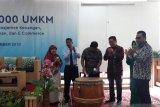 BRI Cabang Solok berikan pelatihan kewirausahaan kepada 100 UMKM