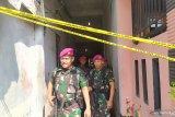Rumah pimpinan pengajian terduga pelaku Bom Medan digeledah