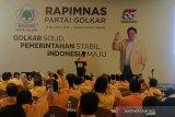 Airlangga ajak kedepankan musyawarah mufakat pilih ketua umum pada munas Golkar
