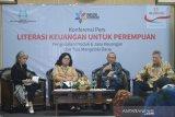 KPPPA : Perempuan perlu paham literasi keuangan