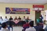 Bank Lampung KCP Dayamurni berikan pinjaman KUR kepada 750 petani
