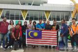Tim Malaysia dan Brunei tiba untuk Siak International Serindit Boat Race