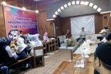KPU Padang lakukan pendidikan politik kepada pemilih pemula dan penyandang disabilitas