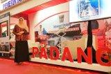 Padang tampilkan stand berkonsep etnik pada Sumbar Expo di Medan