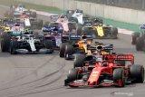 Kendati Mercedes telah juara, persaingan masih panas di GP Brasil