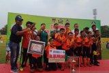 Aceh Gotong Hadiah 155jt di Piala U-11 Walikota Padang 2019
