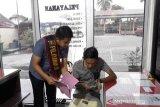 Pengurusan SKCK di Polres Solok Kota sampai 300 orang sehari
