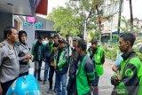 Pengemudi ojek daring Solo dibina, Polres: Jangan terpengaruh radikalisme