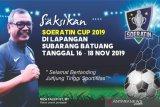 Persepak tuan rumah Piala Soeratin U-17 Sumbar Group C