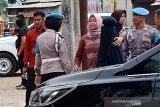 Pasangan suami istri terduga teroris ditangkap Densus