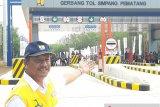 Tol Terbanggi Besar-Kayu Agung percepat pertumbuhan wilayah Lampung dan Sumsel