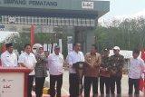 Menteri PUPR: Keberadaan tol di Sumatera dapat  tekan biaya logistik