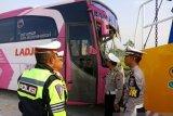 Akibat sopir mengantuk, Empat orang tewas dalam kecelakaan di Tol Pasuruan