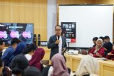 Telkomsel edukasi mahasiswa  Palembang terkait kehumasan