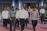 President Jokowi inaugurates 189-km Trans-Sumatra Toll Road Lampung-South Sumatra