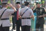 Gubernur Sulteng apresiasi pengukuhan kenaikan tipe Polda Sulteng