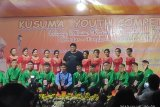 OMK Keuskupan Manado antusias  ikut Kusuma Youth Competition