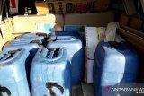 Polsek Palu Timur amankan dua mobil diduga penimbun BBM