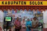 Kabupaten Solok promosikan produk UKM pada Sumbar Expo di Medan