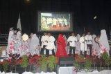 Pentas Qasidah warnai pembukaan Pesparani I Katolik Papua