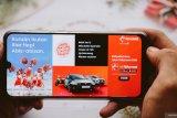 Sambut Natal dan Tahun Baru Telkomsel tukar poin dapat BMW 320i
