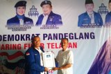 Tiga balonbup ambil formulir ke DPC PD Pandeglang