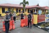 Berbatasan dengan sumut, Polsek Bangko perketat pengamanan