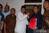 Wagub Sumbar mendaftar jadi calon gubernur ke Gerindra