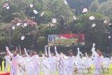185 prajurit karier TNI ikuti prasetya perwira