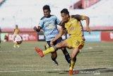Mitra Kukar-Persewar gagal lolos empat besar usai bermain imbang 2-2