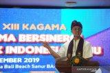 Ganjar Pranowo: Kagama konsentrasi bantu pemerintah tingkatkan kualitas SDM