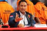 Polisi tangkap pelaku penyiraman cairan kimia di Jakbar
