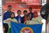 Atlet Kungfu Lampung berjaya pada Fornas V Samarinda