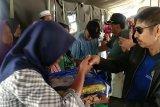 Pemkot Baubau salurkan bantuan  tanggap darurat korban kebakaran