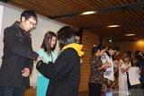 Lomba pidato bahasa Indonesia perdana secara nasional di China