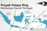 Tulisan akhir tahun - Palapa Ring, harapan baru internet cepat Indonesia