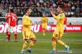 Hazard bersaudara sempurnakan raihan Belgia