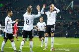 Kualifikasi Piala Eropa -- Jerman cukur Belarusia demi lolos dan puncaki Grup C