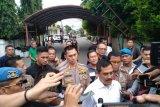 Densus 88 Antiteror amankan  dua orang terduga teroris di Medan