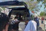 Jenazah pekerja migran NTT tiba di Kupang