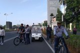 Dishub : Hari Bebas Kendaraan Thamrin-Sudirman lebih tertib