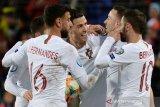 Ukraina dan Portugal lolos, Serbia playoff putaran final Piala Eropa