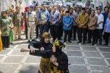 Pencak Silat menggenapi 10 Warisan Budaya Indonesia untuk dunia