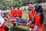 PMI Sigi terus tingkatkan keahlian relawan di bidang pertolongan pertama