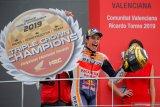 Hasil GP Valencia, Marquez tutup musim dengan sempurna
