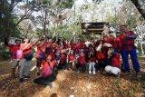 Wisata alam Hutan Kota Joyoboyo di Kediri makin diminati
